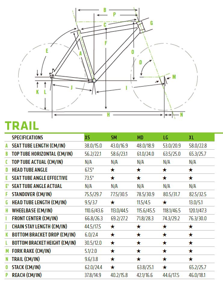 Trail 27,5 4 -