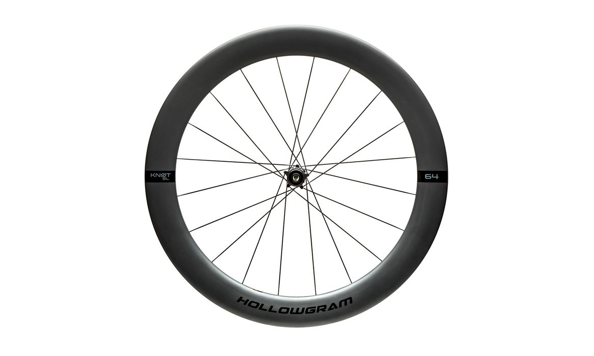 HGSL 64 KNOT 100x12 CL FRONT WHEEL -